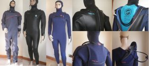 Prolimit Suits
